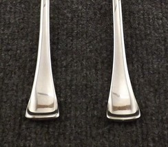 "Oneida Emma Lot of 2  New w/Tags Dinner Forks Stainless 7 7/8"" - $9.95"