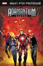 Hunt For Wolverine Adamantium Agenda #1 (Of 4) Est Rel Date 05/09/2018 Sold Out - $3.99