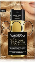 L'Oreal Paris Superior Preference Mousse Absolue, 800 Pure Medium Blonde - $12.99