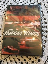 The import kings DVD Car Enthusiasts Auto CD Umport Performance - $3.63