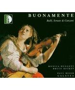 Buonamente: Balli, Sonate E Ca [Audio CD] - $28.71