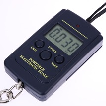 40Kg/10g Portable Electronic LCD Digital Hanging Luggage Weight Hook Scale - €6,27 EUR