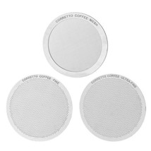 Set of 3 Pro Reusable Filters for use in AeroPress Coffee Maker - FINE, ... - €26,60 EUR