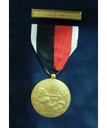 WWII US Navy Occupation Service Medal With Asia Clasp - $27.45