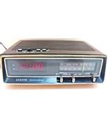 Vintage Zenith Electronic Alarm Clock Radio AM FM Red LED Display R450W - $29.95