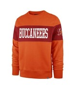 NFL Tampa Bay Buccaneers Sweatshirt 3X Retro Orange Throwback New Super ... - $49.45
