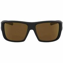 New DRAGON DR DEADLOCK LL H2O 004 Matte Black Sunglasses with Copper Lum... - $89.05
