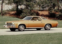 1973 Chevy Malibu tan poster | 24x36 Inch | Awesome! - $21.77