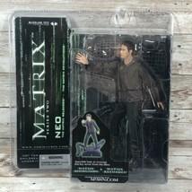 McFarlane Toys: The Matrix Series 2 - Neo (The Matrix Revolutions) New - $12.82