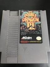 NES Double Dragon III Nintendo Cartridge 1985 - $11.83