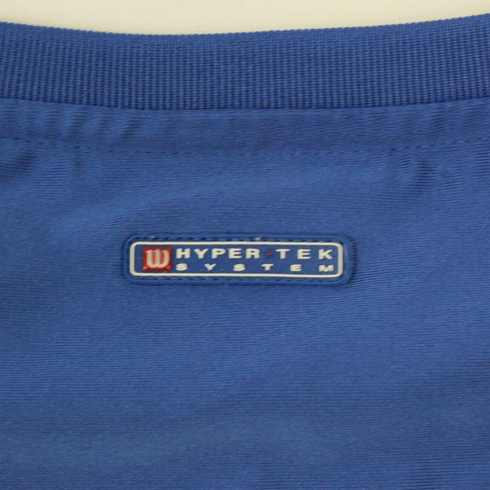 Wilson Hyper Tek Golf T-Shirt Erwachsene M Überdimensional Locker Sitzend Boca