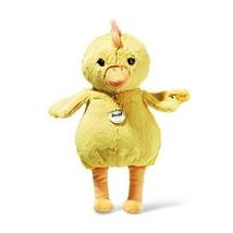 Steiff Happy Farm Chickilee Plush Animal Toy, Yellow - $39.91