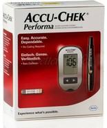 Accu-Chek Performa Blood Glucose Meter Sugar Monitoring System Kit With ... - $33.12+