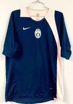 2004 Nike Total 90 Juventus FC Soccer Football Dri Fit Jersey Mens Mediu... - €15,84 EUR