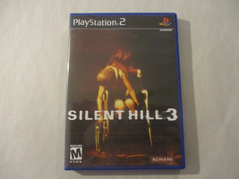 Silent Hill 3 CUSTOM PS2 CASE (NO GAME!!!!!!!!) - $5.64