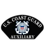 USCG AUXILARY Hat Patch NEW!!! - $9.89