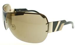 MARC JACOBS 200 OZS Gold Black Tan / Brown Sunglasses - $48.51