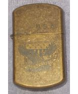 Vintage Brass USA Thunderbird KGM Eagle Cigarette Lighter - $19.95