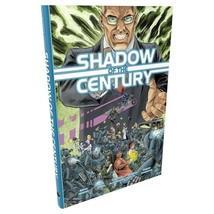 Shadow of the Century Roleplaying Game RPG Multiplayer Strategy Evil Hat... - $29.99