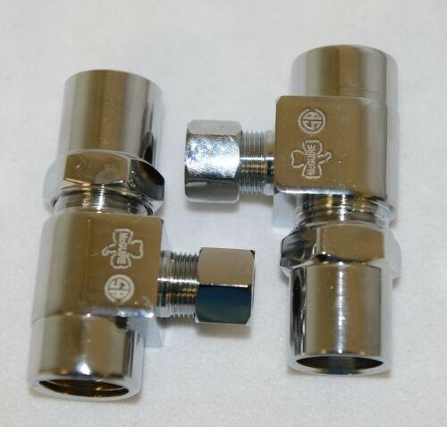 McGuire Mfg H2165LK Lavatory Supply Kit Chrome Plated Loose Key