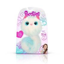 Pomsies 1880 Snowball Plush Interactive Toys, One Size, White  - $6.21