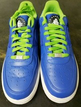 Nike AF1 Air Force One Low Premium Sp Size 9 Men's Sneakers Huarache 354716 441 - $110.88