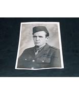 Seconda Guerra Mondiale WW2 Soldier 5X7 Foto Firmato a, da , Marzo 1944 Due - $22.75