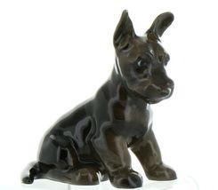 Hagen Renaker Pedigree Dog Scottish Terrier Pup Ceramic Figurine image 11