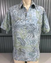 Go Barefoot Pullover Medium Cotton Blend Tropical Vacation Resort Mens S... - $14.67