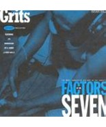 Factors Of The Seven by Grits and Verbs Cd - $10.50