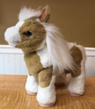 Fur Real Friends Baby Butterscotch My Magical Show Pony Interactive  Hasbro - $28.71