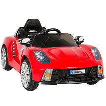 12V Ride On Car Kids W/ MP3 Electric Battery Power Remote Control RC Red - $199.89