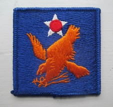 Us Army Air Force 2nd Bomb Group Eagle Star Embroidered 2 1/2 Inch Patch New - $2.50