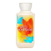 Bath and Body Works Signature Collection Wild Honeysuckle Body Lotion 8 ... - $17.15