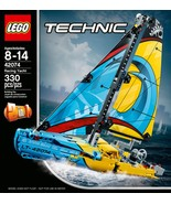 LEGO - Technic Racing Yacht 42074 - $56.11