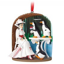 Disney Mary Poppins Jolly Holiday Sketchbook Ornament - $57.06