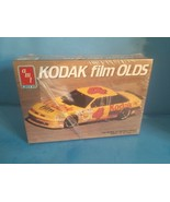 AMT KODAK FILM OLDS (Oldsmobile) #4 Model Car Kit 6731 1990 NASCAR 1:25 ... - $18.69