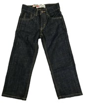 Levis Boys 505 Regular Jeans Dark Blue - $19.99