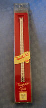 Vintage Spiedel  Twiston Expansion Steel Ladies Wristwatch Band Hook Ends - $12.99