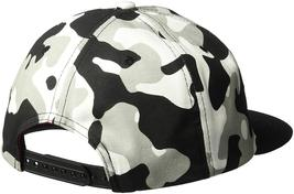 Hugo Boss Army Camouflage Adjustable Sport Baseball Flatbrim Snapback Hat Cap image 3