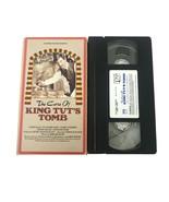 Curse of King Tut's Tomb Rare 1985 VHS Tape HORROR - $14.01