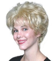 Fashion women short wavy Audrey wig