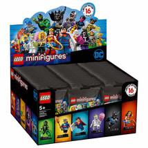LEGO Minifigures DC Super Heroes Series Case, 60-count - $326.69