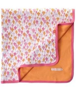 Magnificent Baby Baby Girls Newborn Reversible Blanket, kite print, One ... - $23.36