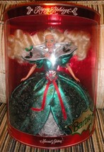 1 new happy holidays barbie special edition 1995 - $15.00