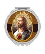 Jesus : Gift Compact Mirror Catholic Religious Prayer Religion Classic F... - £9.44 GBP