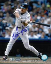 Wade Boggs signed New York Yankees 8x10 Photo- MLB Hologram - $37.95