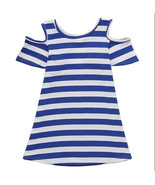 Girls T-shirts Summer 100%cotton stripe short sleeve lovely - $21.99