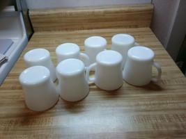 Milk glass federal mugs - $37.95