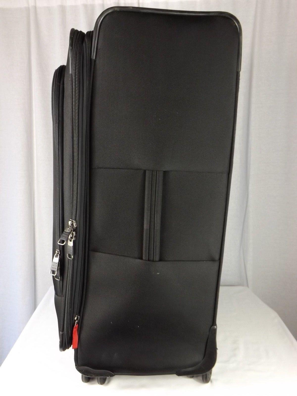 """Samsonite 1910.... 29"""" Expandable Spinner Upright Suitcase Luggage - Black image 3"""